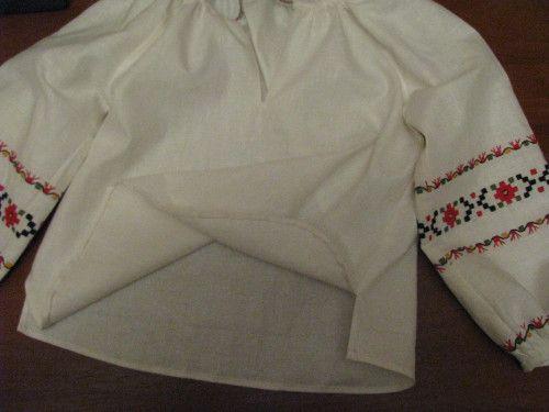 блузка готова